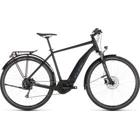 Cube Touring Hybrid ONE 400 - Vélo de trekking électrique - noir